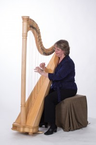 Carol, audiologist, found her ultimate instrument choice after playing several other instruments over the years. She has recently become a certified Music Practitioner to provide soothing music for the sick, dying and their families.