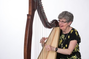 Gail, Chaplin, re-visits her musical interest on the harp after playing the piano in her earlier years. She has recently become a certified Music Practitioner to provide soothing music for the sick, dying and their families.
