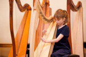 Allison Brealey was featured by TVOntario in the television series Jay Jay's Jam on TVOkids introducing the harp to an audience of her junior from ages 3 to 6. (Watch: Video) She has performed with Harp Sinfonia as one of the youngest members.
