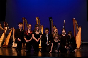 Harp Sinfonia Senior 2011