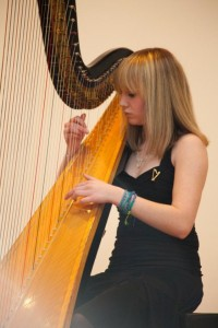 "Susan Vinovich captured 2nd Prize at Toronto Harp Society Scholarship Audition 2009. She recorded harp solo soundtrack to web series ""Out with Dad"" composed by Adrian Ellis in 2011, which was subsequently awarded ""Outstanding Use of Music"" by I Love Soap. She has performed with Harp Sinfonia on many occasions."