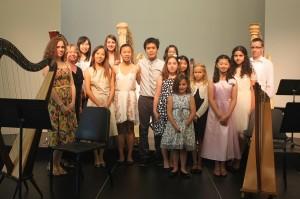 Summer Gathering Concert 2013