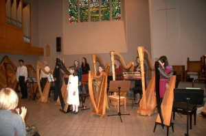 Annual Concert 2009, Church of Messiah, Toronto downtown
