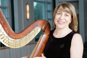 Ela Szmyt,  Associate Professor of Harp, Indiana University USA.