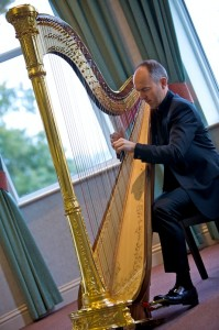 Ieuan Jones, Professor of Harp, Royal College of Music, UK.