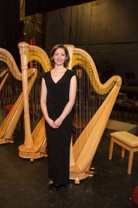 Amelia has performed with the Harp Sinfonia frequently and has progressed to Pedal Harp working towards RCM Grade 8 Pedal Harp Exam. She won 1st Prize in Quinte Rotary Music Festival 2014, received a $1500 scholarship and subsequently won 2nd Prize in Ontario Music Festival 2014.