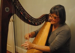 Kathryn, accountant, despite no background in music, fulfills her dream to play and enjoys the challenge.