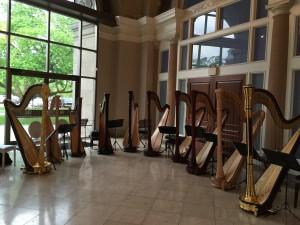 Harp Sinfonia