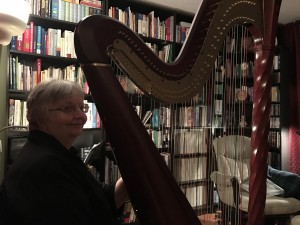 Emma, retired, started learning the harp from scratch when she was a full-time caregiver to her late husband. She finds learning to play the harp uplifting. Within a year, Emma has progressed steadily from lever harp to pedal harp, and now, she is working towards her goal to play her classical favourites: Adagio by Albinoni, and Ave Maria by Schubert.